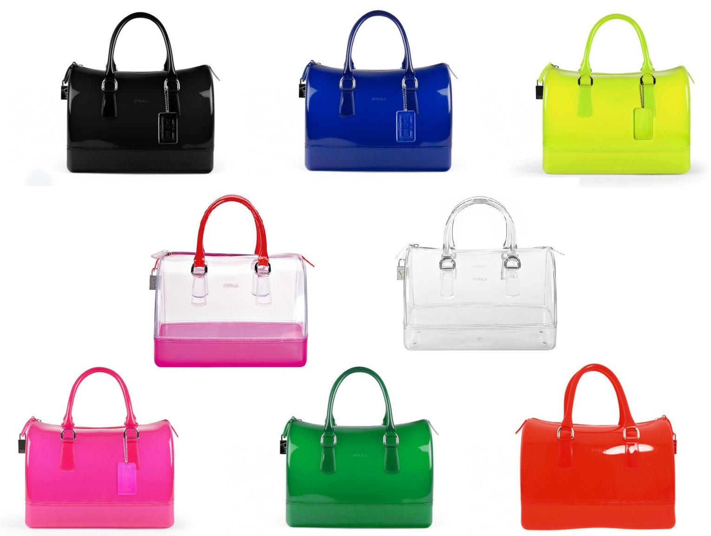 Прозрачная сумка в - bunyacomua