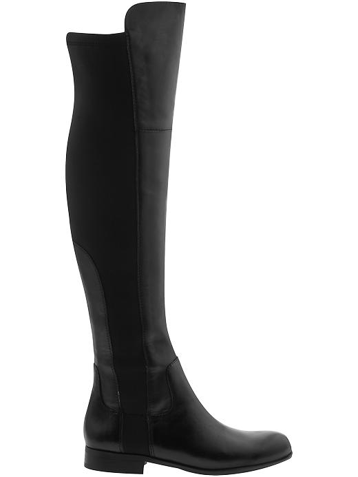 Boot camp clearcutt for Franco sarto motor over the knee boots
